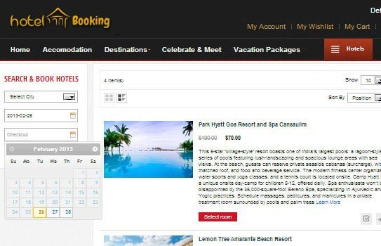 Hotel Icon Booking
