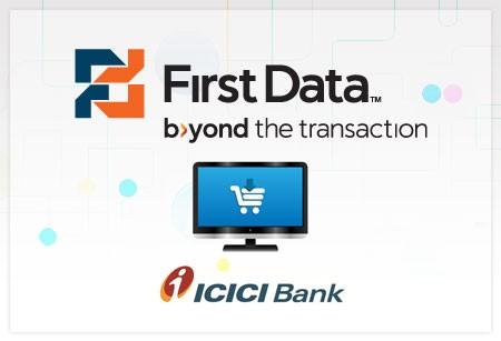 First Data (ICICI)