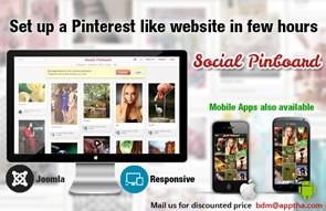 Social Pinboard